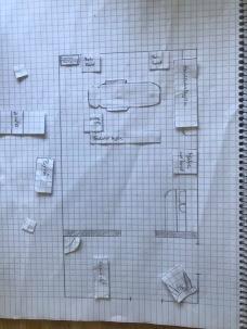 Ritning för planering