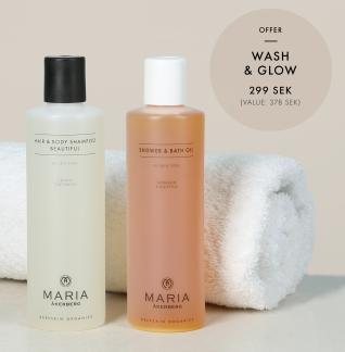 Wash & Glow -