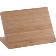Knivblock Knivblock, Bambu – Lutande med Magnet 15x30x18,5cm