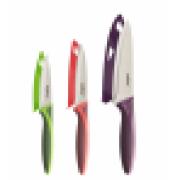 Zyliss knivset med hylsor 9-10-14 cm
