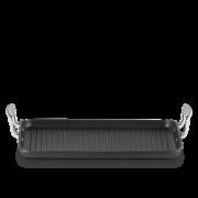 Rektangulär grillplatta Toughened Non-Stick