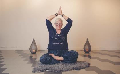 Träna Medicinsk yoga, inspirerad av MediYogan hos LillYoga i Tvååker mellan Varberg & Falkenberg.