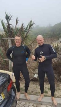 Redo för Surf