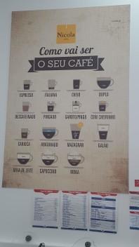 Många kaffevarianter finns det...