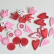 Alla hjärtans dag stickers - Alla hjärtans dag stickers