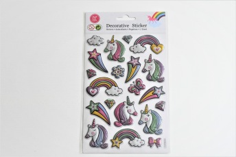 Unicorn klistermärken - Unicorn klistermärken