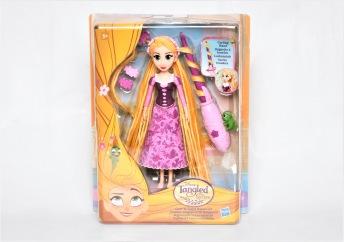 Rapunzel docka Disney Trassel - Rapunzel docka Disney Trassel -  med lockspö