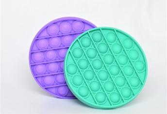 Pop it - Bubble Fidget - Pop it - Lila