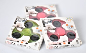 Fidget Spinner - Fidget Spinner - Rosa