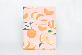 Anteckningsbok Apelsin - Anteckningsbok Apelsin
