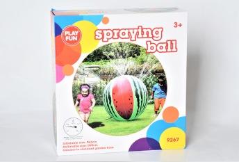 Melon - Sprinklerboll Utomhus Lek - Melon - Sprinklerboll Utomhus Lek