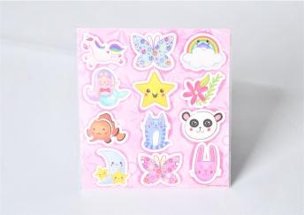 Fanatsy Mini Stickers - Fanatsy Mini Stickers
