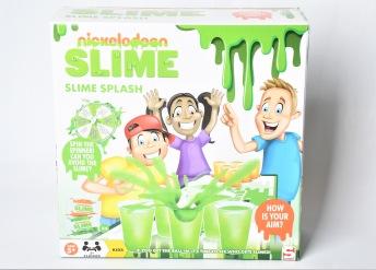 Slime Splash Spel - Slime Splash Spel