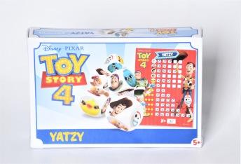 Toy Story 4 - Yatzy - Toy Story 4 - Yatzy