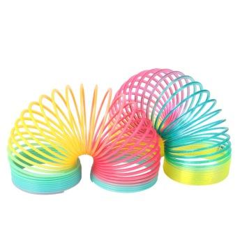 Slinky i regnbågens färger - Slinky i regnbågens färger