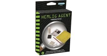 Hemlig Agent - Fingeravtryck - Hemlig Agent - Fingeravtryck