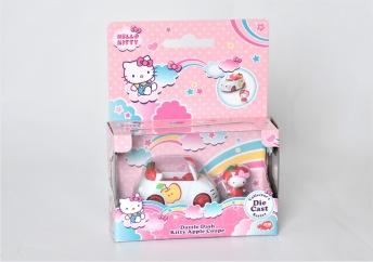 Hello Kitty- Apple Coupe - Hello Kitty- Apple Coupe