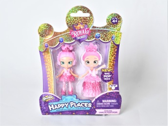 Shopkins Happy Place - Prinsess Gracie Feathers - Happy Place - Prinsess Gracie