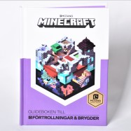 Minecraft Bok - Förtrollningar & Brygder