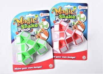 Magic Snake - Magic Snake  - Röd