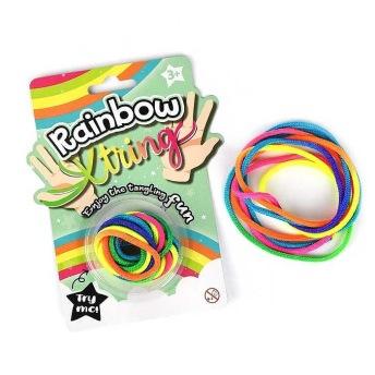 Rainbow String - Rainbow String