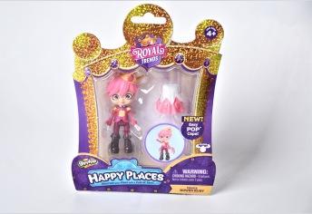 Shopkins Happy Place - Prince Rowen Ruby - Shopkins Happy Place - Prince Rowen Ruby