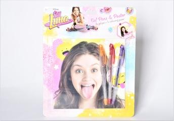 Soy Luna Pennor Och Poster - Soy Luna Pennor Och Poster