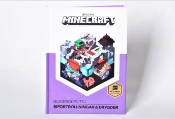 Minecraft Bok - Förtrollningar & Brygder - Minecraft Bok - Förtrollningar & Brygder