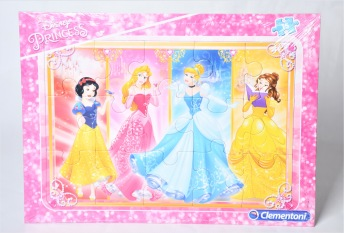 Disney Prinsessor Pussel - Disney Prinsessor Pussel
