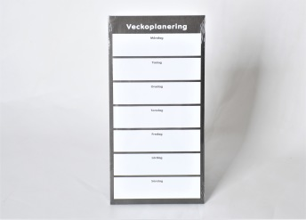 Veckoplanering - Veckoplanering