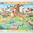 Djurpussel - Pussel Tiger