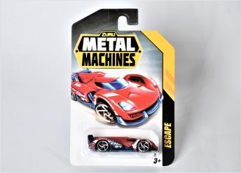 Metal Machines - Röd Bil - Metal Machines - Röd Bil