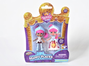Shopkins Happy Places - Princess Armanda - Shopkins Happy Places - Princess Armanda