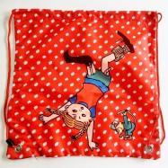 Pippi - Gymnastikpåse