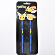 Pokémon Penna med Suddgummi