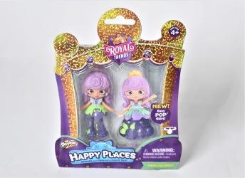 Shopkins Happy Places - Princess Beryl - Shopkins Happy Places - Princess Beryl