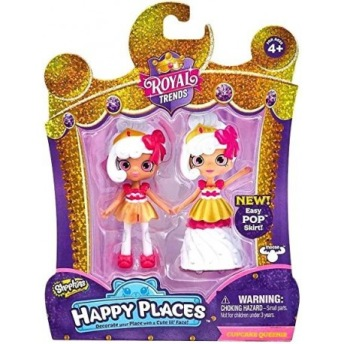 Shopkins Happy Places - Cupcake Queenie - Shopkins Happy Places - Cupcake Queenie