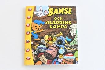 Basme och Aladdins lampan - Bamse och anden i lampan