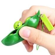 Fidget Toy - Gröna bönor