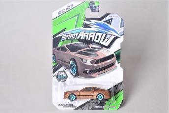 Spirit Arrow - Brun Bil - Spirit Arrow - Brun Bil
