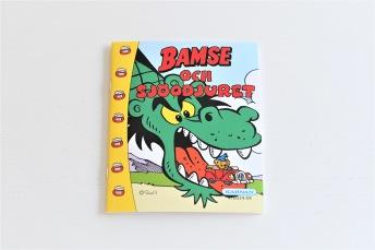 Bamse och sjöodjuret - Minibok - Bamse och sjöodjuret - Minibok