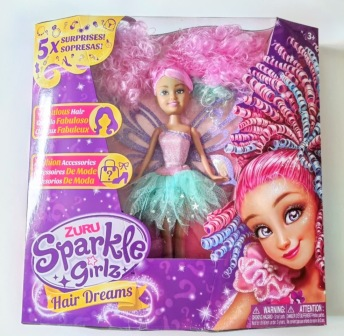 Sparkle Girlz - Hair Dreams - Sparkle Girlz - Hair Dreams Rosa