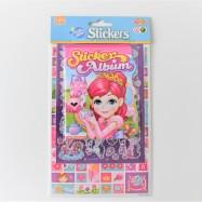 Sticker Album - Prinsessa