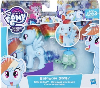 My Little Pony - Rainbow Dash Silly Looks - My Little Pony - Rainbow Dash Silly Looks