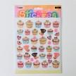 Klistermärken - Klistermärken - Cupcakes