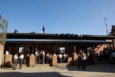 Vy över några av klassrummen. Foto: Jimmy Sundin