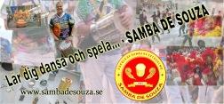 Samba - en fantastisk hobby med massor av aktiviteter och trevliga människor!