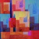 Block, mosaik