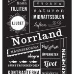 Norrland 50*70