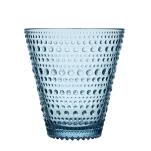 Iittala Kastehelmi glas, Ljus blå 2/fp